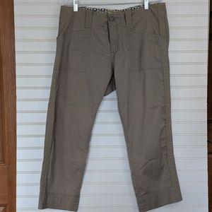 Aventura Organic Cotton Outdoor Wear Khaki Pants